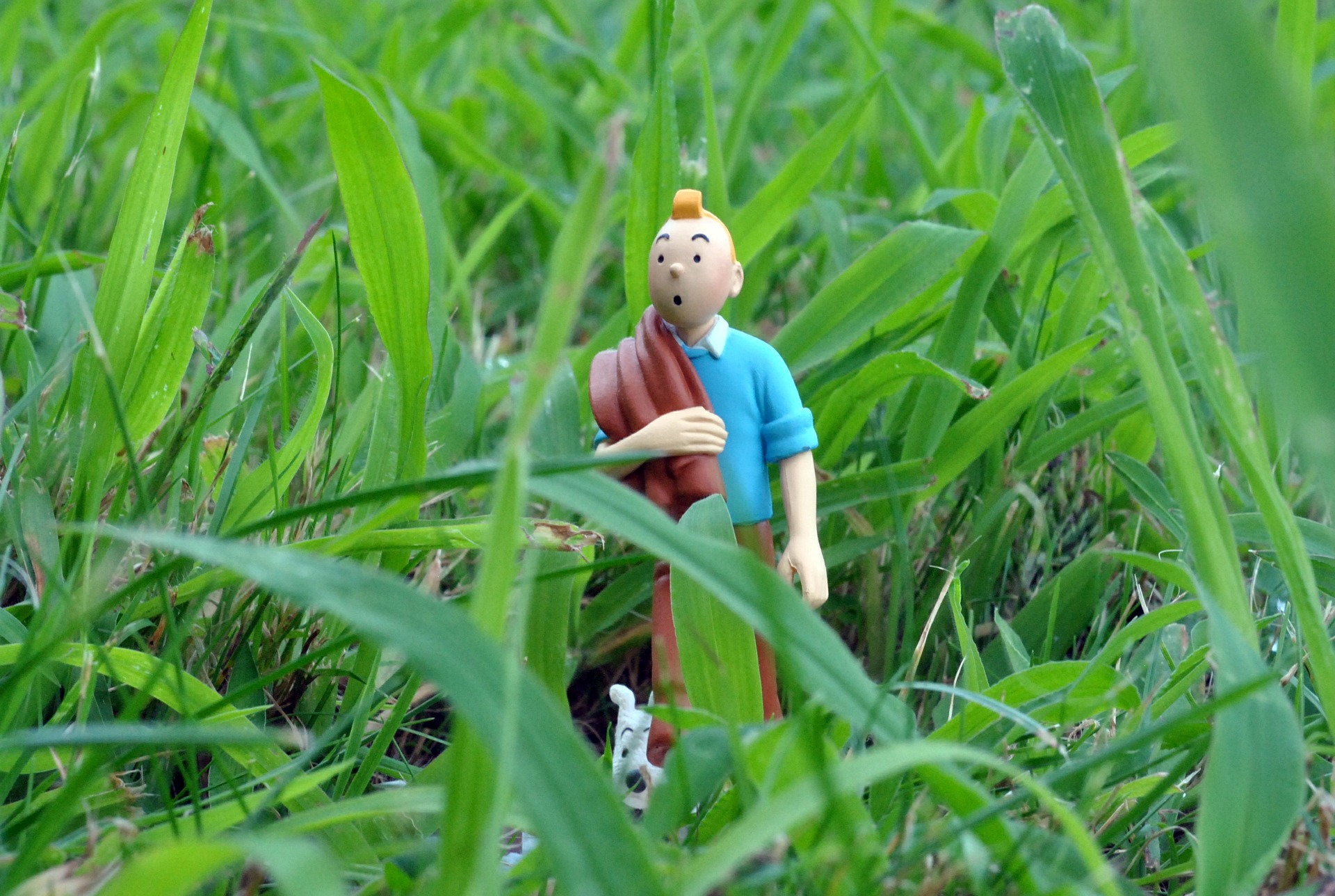 « Tintin au bouclage », l'album inédit, sortira en mars
