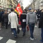 Du travail en perspective pour les manifestants parisiens