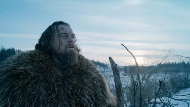 Leonardo Di Caaprio dans le film qui lui a (enfin) valu l'Oscar du meilleur acteur. Photo Day Donaldson.