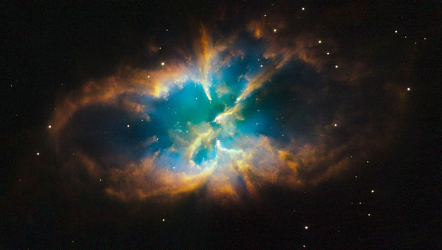 Là où l'on peut apercevoir la galxie des extraterrestres visiteurs