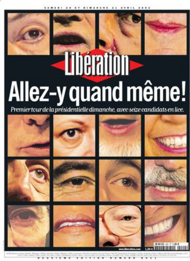 Libé 20 avril 2002