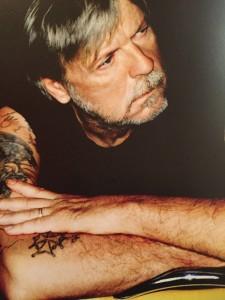 Un des nouveaux clichés de Renaud dans cet album Photo : DSJC